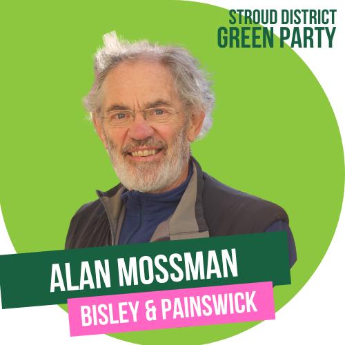 alan mossman - bisley & Painswick