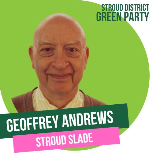 Geoffrey Andrews - Stroud Slade