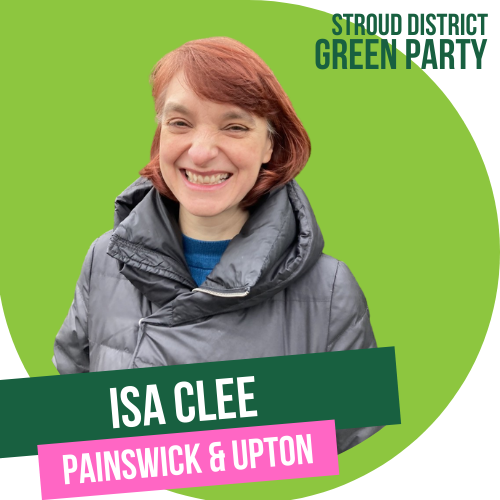 Isa Clee - Painswick & Upton