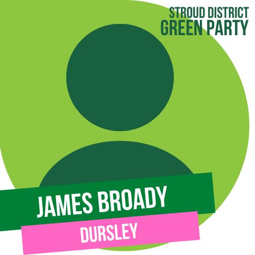 James broady - dursley