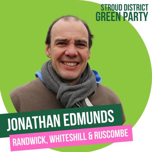 Jonathan Edmunds - Randwick, Whiteshill & Ruscombe