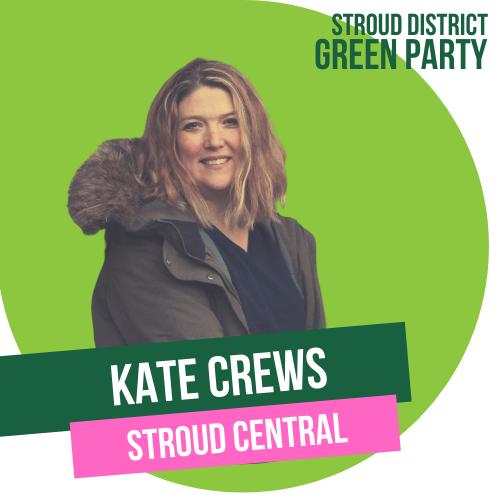 kate crews - stroud central
