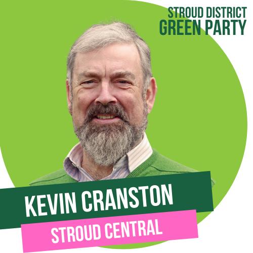 Kevin Cranston - Stroud Central