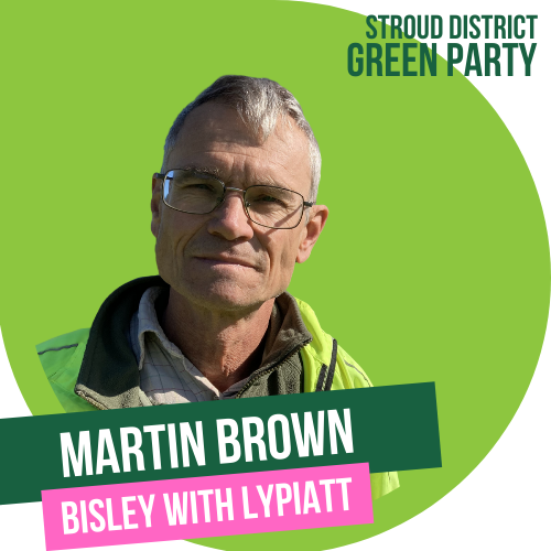 Martin Brown - Bisley with Lypiatt