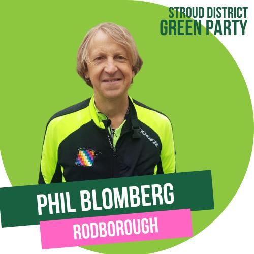 Phil Blomberg - Rodborough