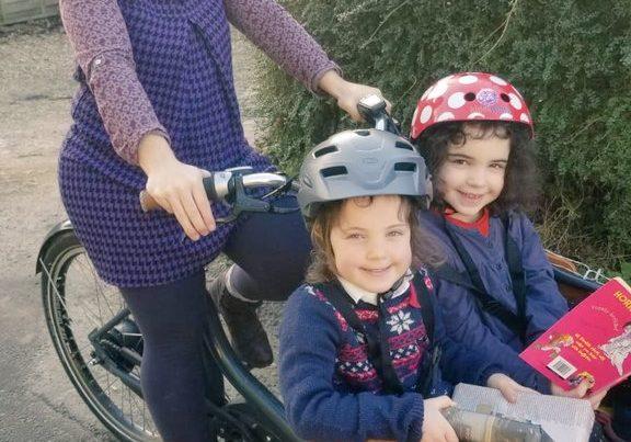 beki aldam and book-bike