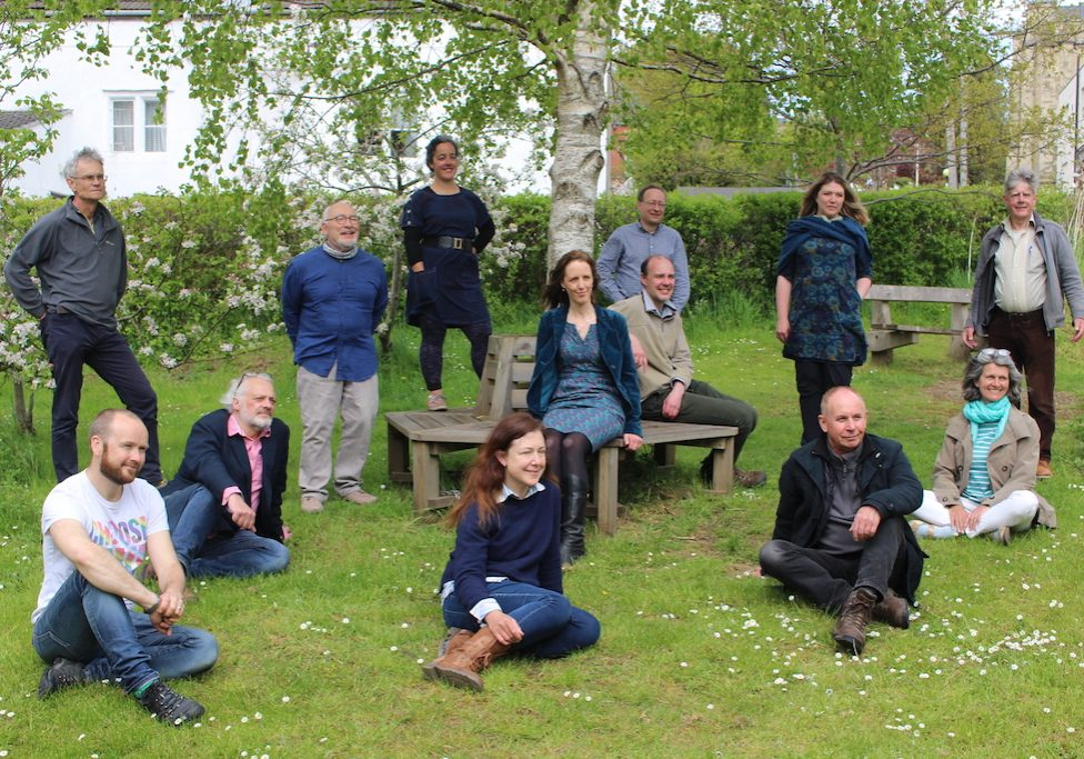 The Green Group on Stroud District Council, one of the top 5 largest Green groups in the country.